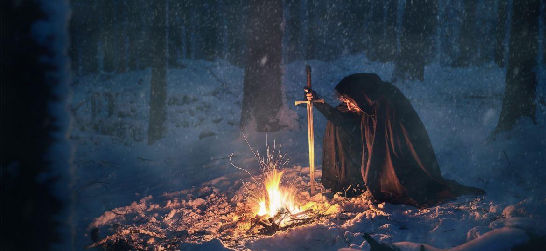 Alone in the wilderness - Sám v divočině