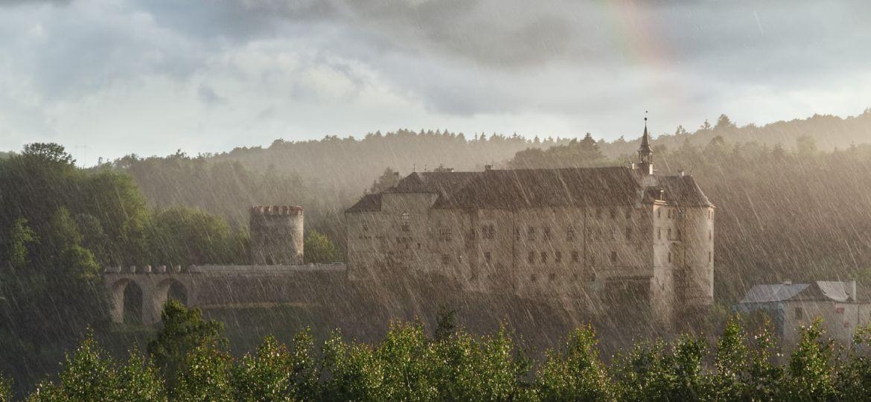 Fairytale castle - Pohádkový hrad